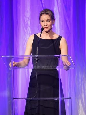 """""""What if immaterial tabloid stories, judgments and misconceptions remained confined to the candy jar of low-brow entertainment and were replaced in mainstream media by far more important, necessary conversations?"""" Renée Zellweger asks."""