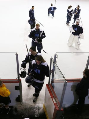 Immaculate Heart has entered a new phase by joining the Women's Interscholastic Hockey League of the Mid-Atlantic this season.
