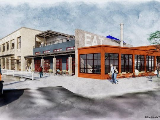 Construction is to begin by next spring on The Blues Factory performance venue, restaurant and banquet room on Port Washington's lakefront.