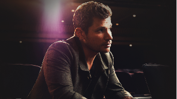 Nick Lachey CD Soundtrack of my life 9.18.14