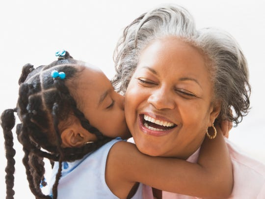 """Today's grandparents often want to be called nicknames other than """"grandma"""" and """"grandpa,"""" a new survey suggests."""