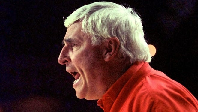 """""""It's a story about success, about power, about ego,""""  filmmaker Robert Abbott says of his new """"30 for 30"""" on Bob Knight's 2000 firing at Indiana University."""