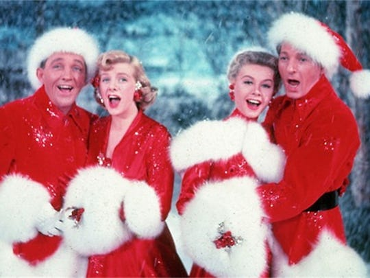 """White Christmas"" is playing at the Capitol Theatre this weekend."