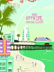 Cocoa Beach Regional Chamber of Commerce's Convention & Visitors Bureau's Visitors Guide.