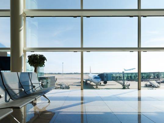#stockphoto Airport Stock Photo