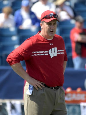Wisconsin coach Paul Chryst is balancing keeping his starters fresh and giving reserves a chance for more practice reps during the bye week.