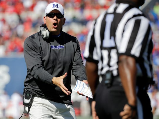 Memphis football: An oral history of Tigers' 2015 upset over