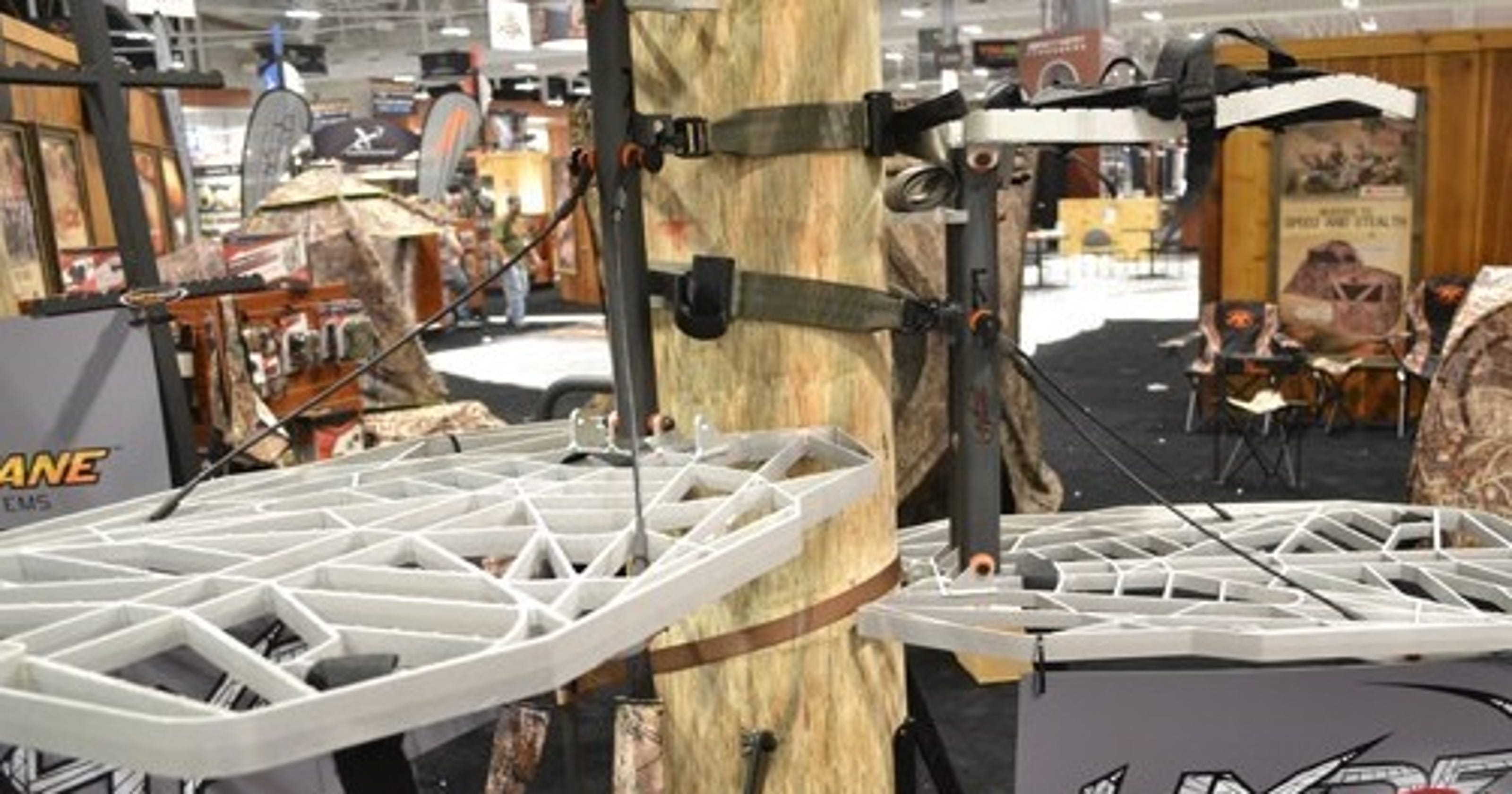 Consumer watch: Tree stands recalled because of potential