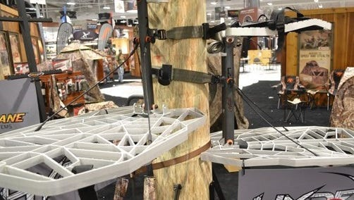 Many hunting accidents are caused by faulty tree stands.