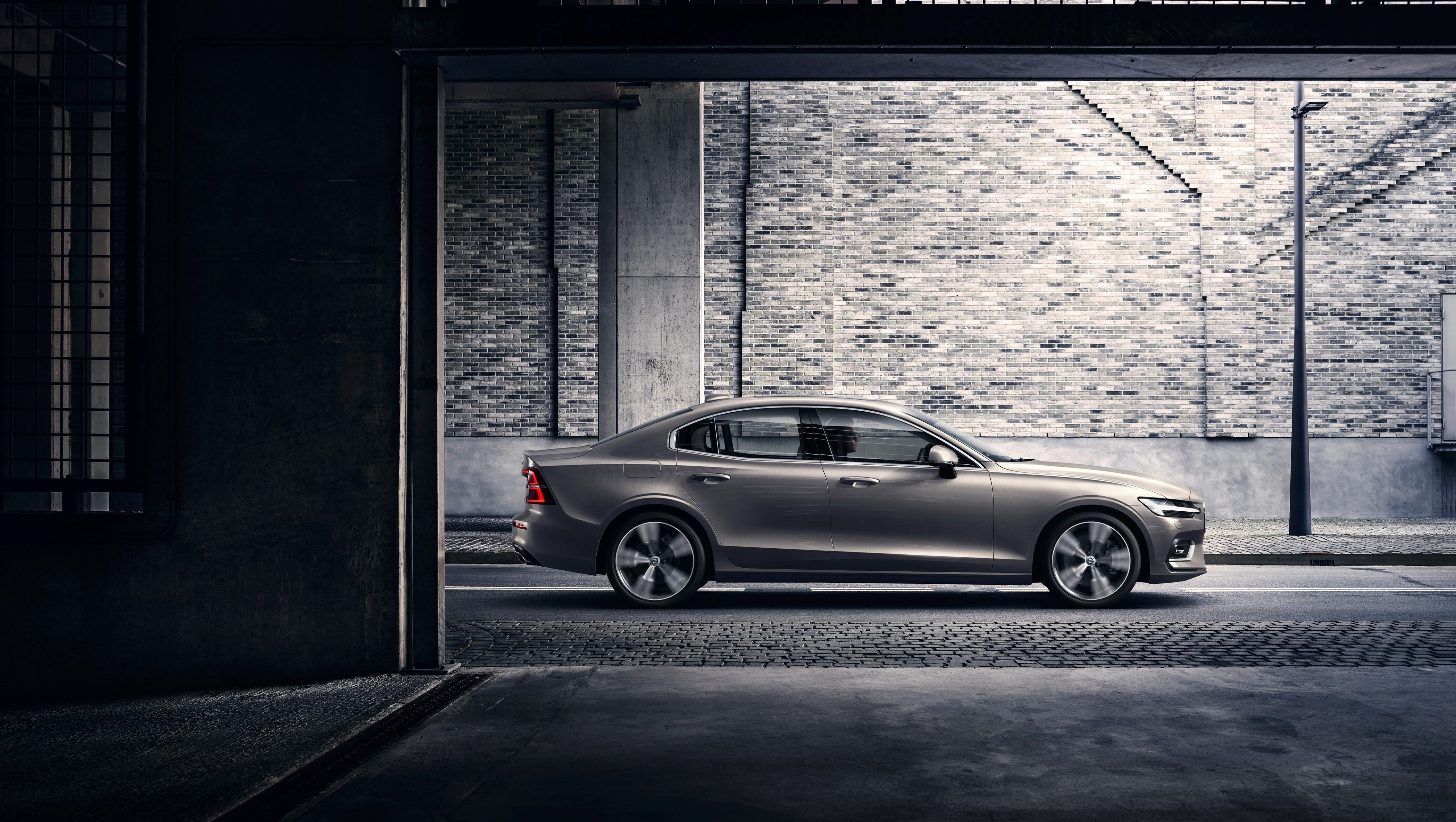 Volvo S60 Sedan Redesigned Diesel Out Plug In Hybrid Now Available
