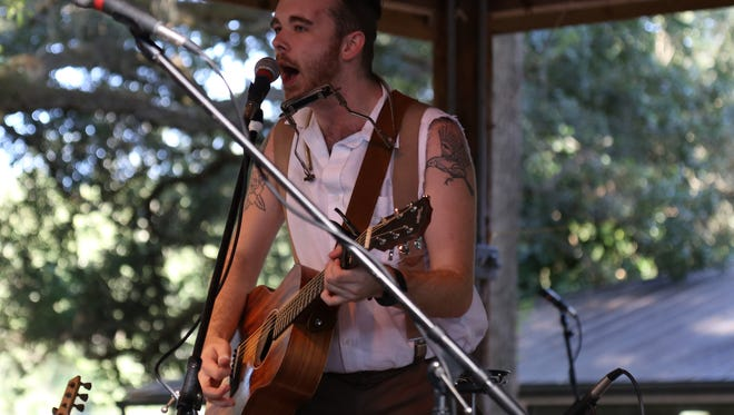 The Tallahassee Museum hosted its annual Swamp Stomp music festival on Saturday, July 9, 2016.