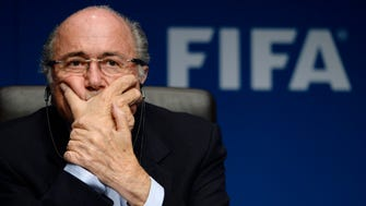 FIFA President Joseph Blatter was not among the names listed when Swiss authorities brought charges to nine FIFA officials and five corporate executives on behalf of the United States Department of Justice.