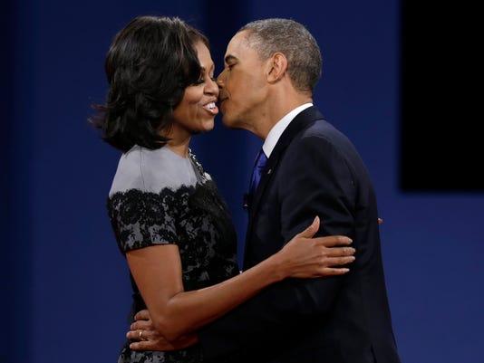 Barak Obama, Michelle Obama