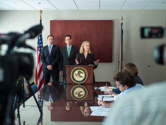 Acting U.S. Attorney for the District of Vermont Eugenia