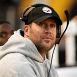 Steelers not ruling out Roethlisberger for Ravens