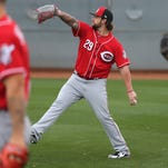 Cincinnati Reds left-hander Brandon Finnegan is 'good to go' – and confident