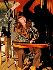 New Baltimore native Claudia Schmidt will be performing on the 12-string guitar and the mountain dulcimer at 7:30 p.m. Oct. 15 at Unity of Blue Water, 431 17th St., Port Huron.