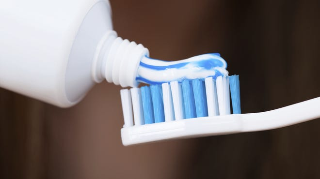Tiny plastic beads in personal care products such as toothpaste pose a serious pollution risk.