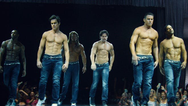 """This image released by Warner Bros. Pictures shows a scene from """"Magic Mike XXL,"""" in theaters on July 1."""