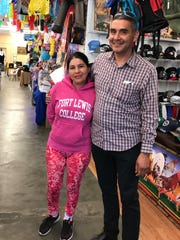 Esther and José Mancera owners of Mercadito Alegria photographed on Tuesday, June 20, 2017, in Salinas.