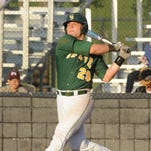 Shreve's Bryant Bowen takes a swing in a recent game.