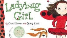 "Meet the authors of ""Ladybug Girl"" Saturday at Merritt Bookstore in Millbrook."