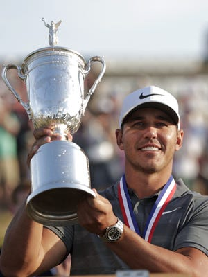 Brooks Koepka became the first repeat U.S. Open champion in 29 years Sunday.
