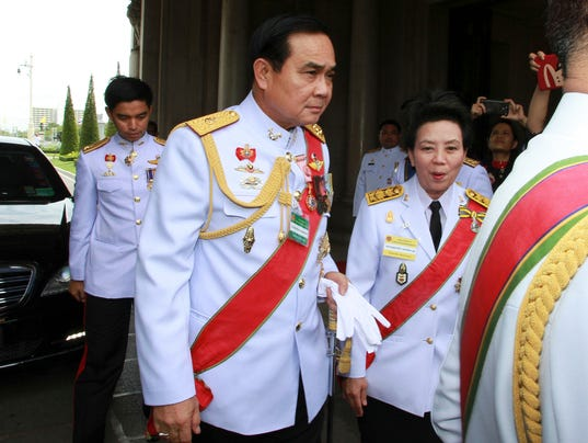 AP Thailand Politics
