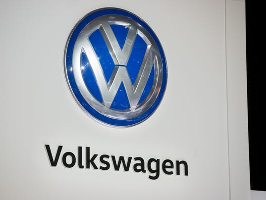VOLKSWAGEN EXECUTIVE ARRESTED