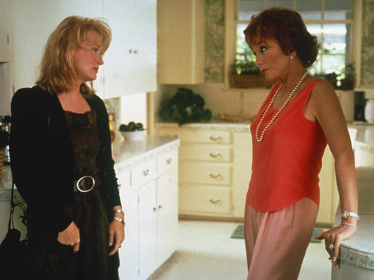 Meryl Streep and Shirley MacLaine in 'Postcards From