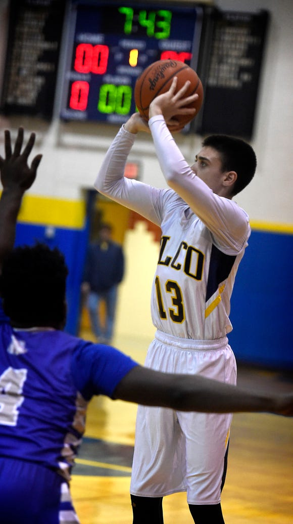 Elco defeated Steel-High 80-58 at home Tuesday night,
