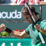 Roger Federer moves to final vs. Stan Wawrinka at Indian Wells