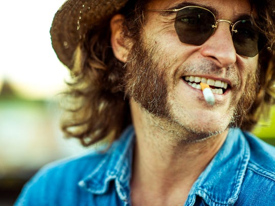 "Joaquin Phoenix takes a trip to the '70s in ""Inherent Vice."""