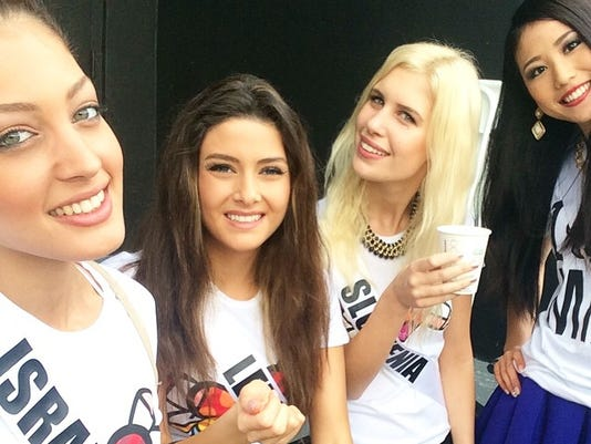 Miss Universe makeup can't hide hatred of Israel: Column