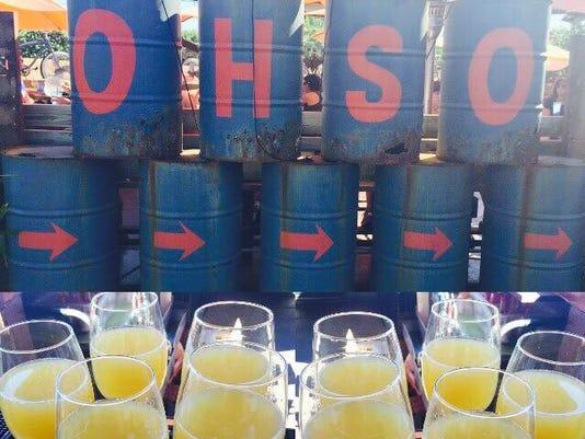 O.H.S.O Tap & Take