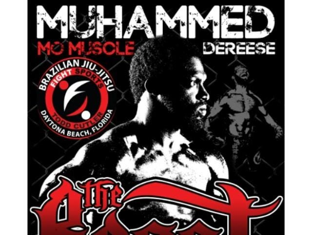 Muhammed DeReese has started his own promotions, the next card of which will be May 28 in Palm Bay.