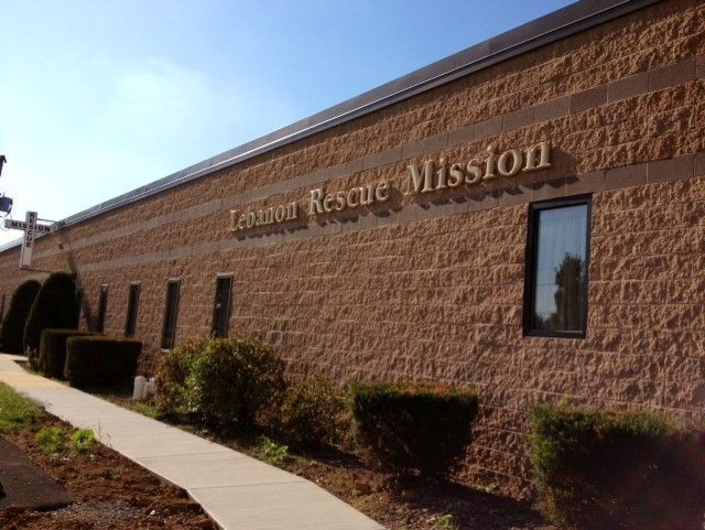 Lebanon Rescue Mission is dedicated to representing