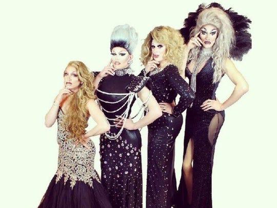 Lipstick Divas Drag Show Fundraiser: This drag show