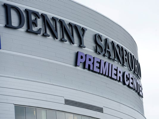 denny sanford premier center event center