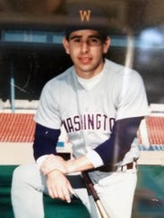 Derrin Doty during his years at the University of Washington.