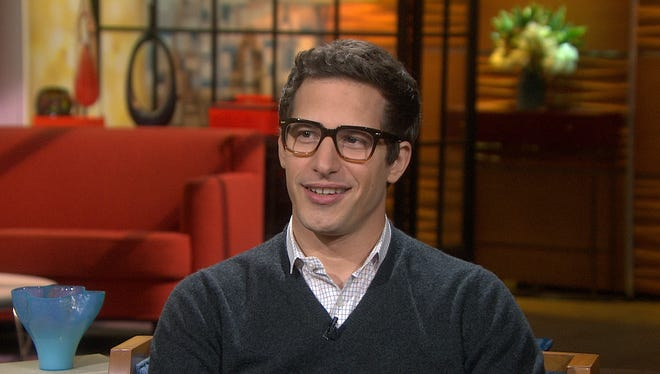 Andy Samberg hosts Saturday Night Live