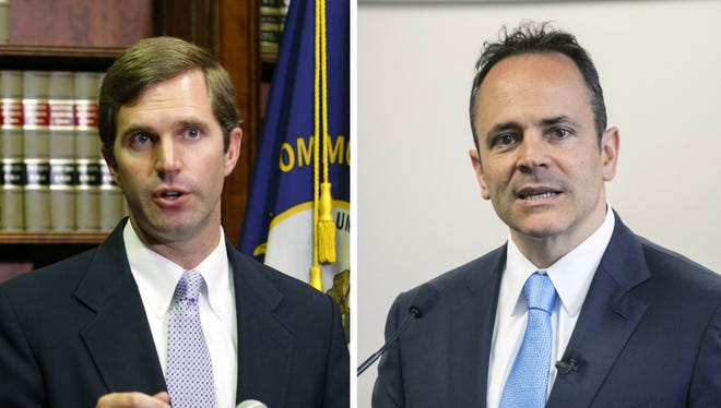 Kentucky's two most powerful politicians have reignited their long-simmering feud.