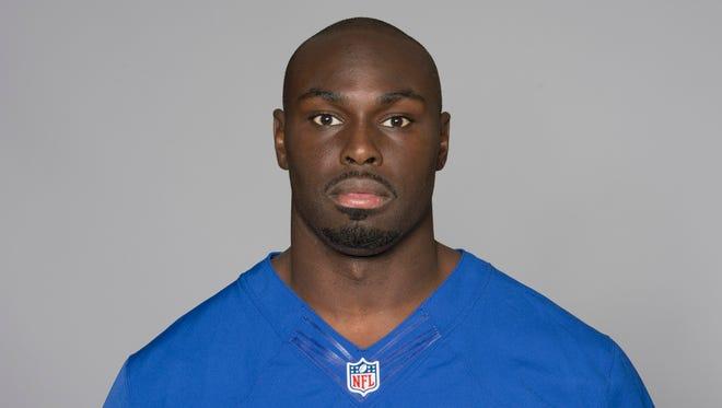 Titans defensive end Adewale Ojomo