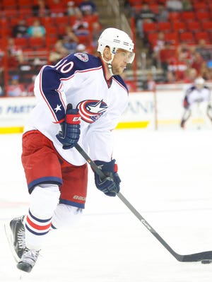 Columbus Blue Jackets right wing Marian Gaborik was activated off injured reserve.