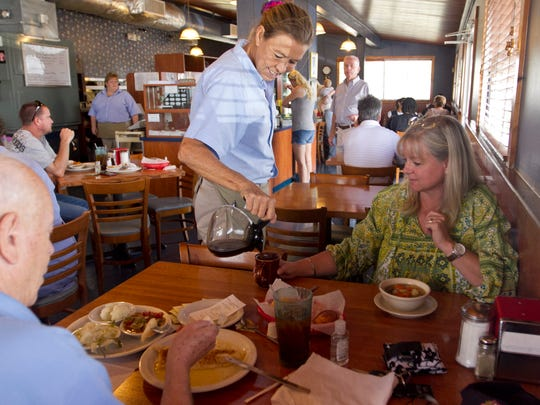 The Farmers Market Restaurant will be open for Thanksgiving.