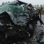 Maria Lara Martinez was southbound in a 1999 Honda Accord around 10:39 a.m. when she was struck head-on by a 2006 Mercedes Benz SUV driven by Adam Buchalski, 63, of Cornelius.