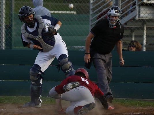 CCS Baseball: Alvarez vs. Calaveras