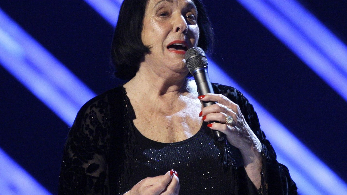 Jazz and pop singer Keely Smith dies at 89
