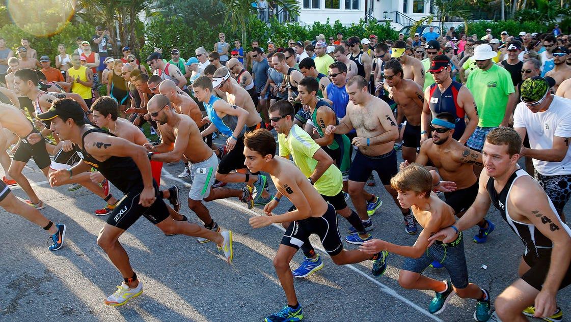 Naples Fitness Challenge Triathlon Hits 30