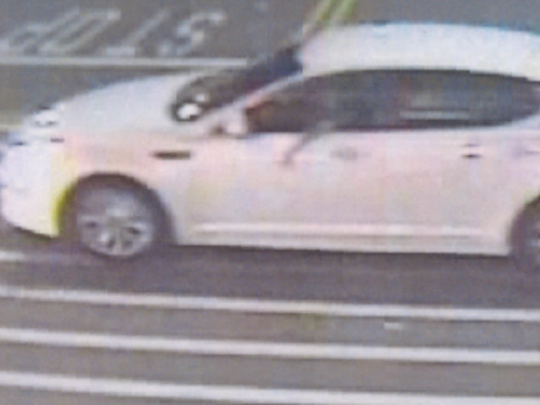 Howell police say their suspect in a harassment incident